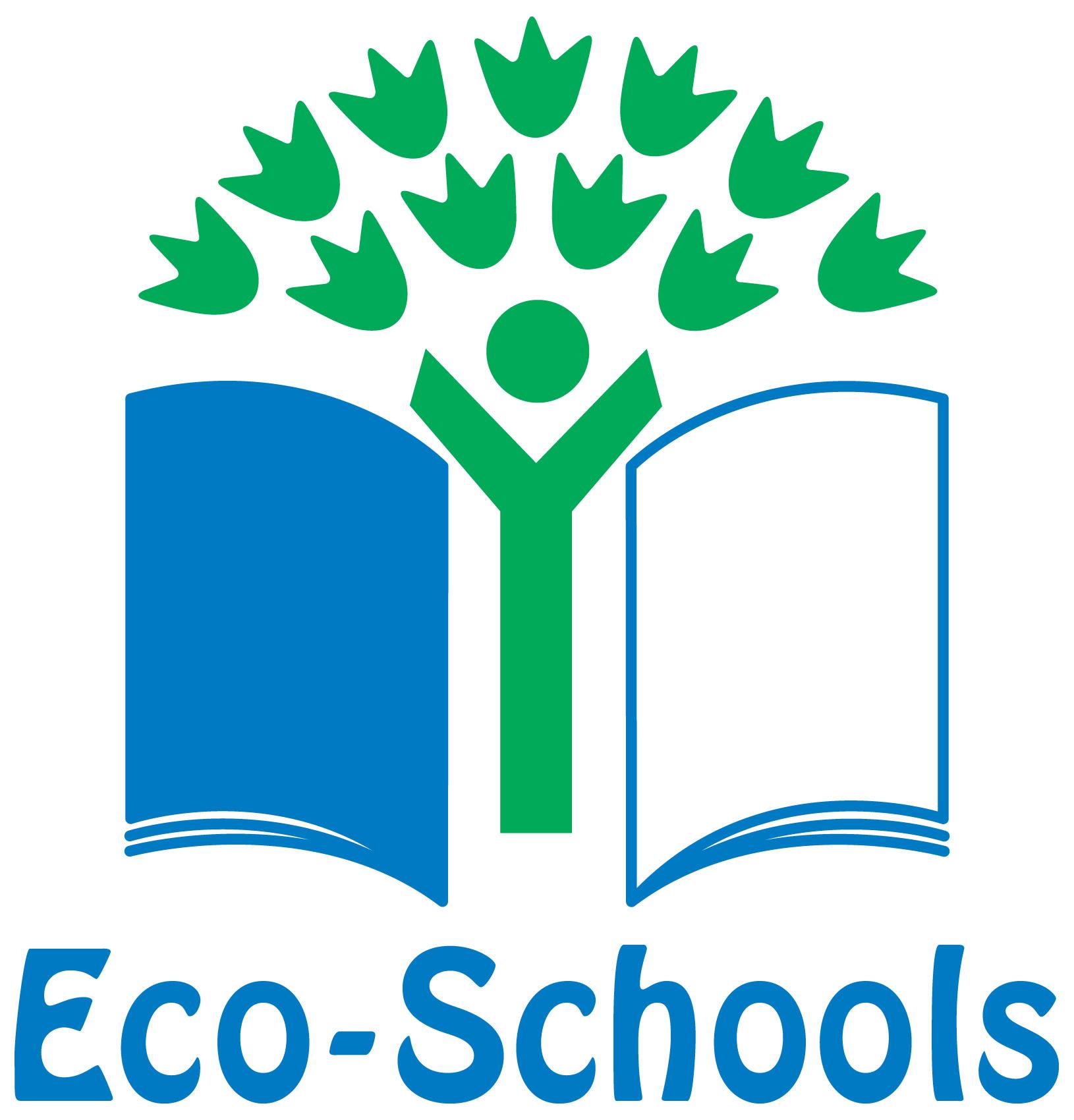 Еко школа банер